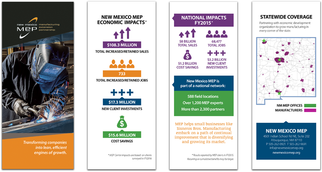 New Mexico MEP booklet
